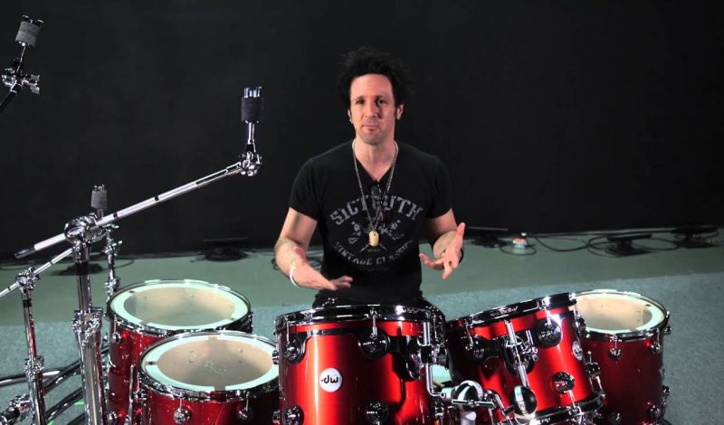 Alice Cooper Drummer Glen Sobel Shares How To Brand Yourself And The Importance Of Social Media