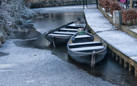 How To Prepare Your Boat For Winters?
