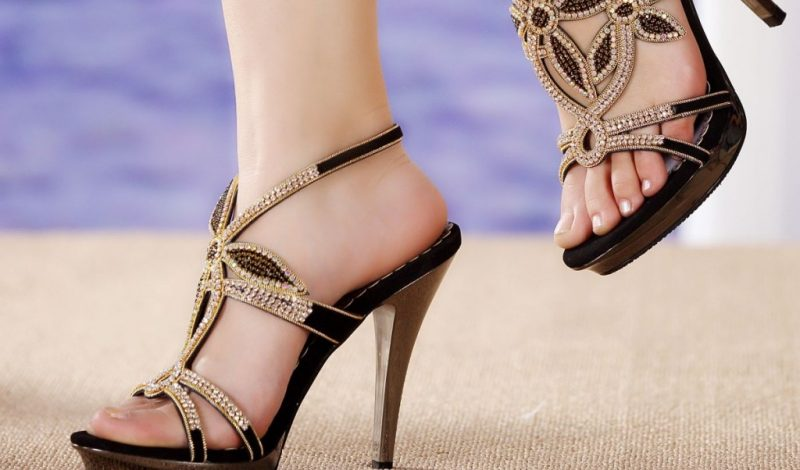 High Heel Shoes A Female's Most Effective Ally
