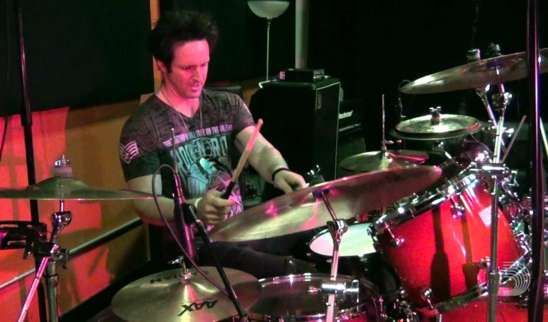 Alice Cooper Drummer Glen Sobel Shares How to Brand Yourself