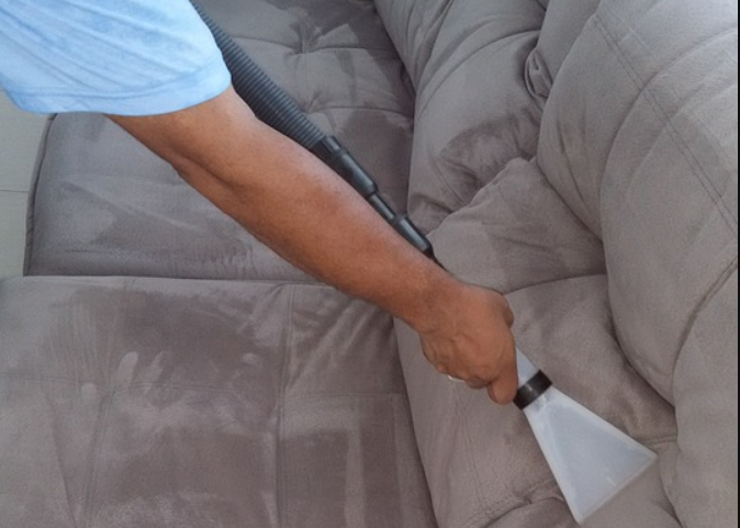 Couch Cleaning Made Easy