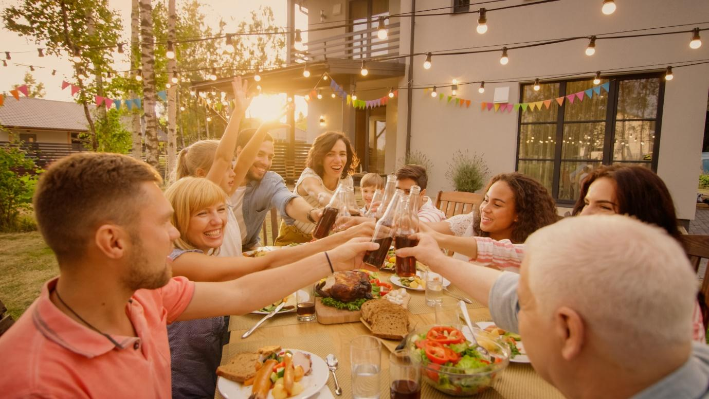 The Brief and Only Backyard Party Planning Checklist You'll Ever Need
