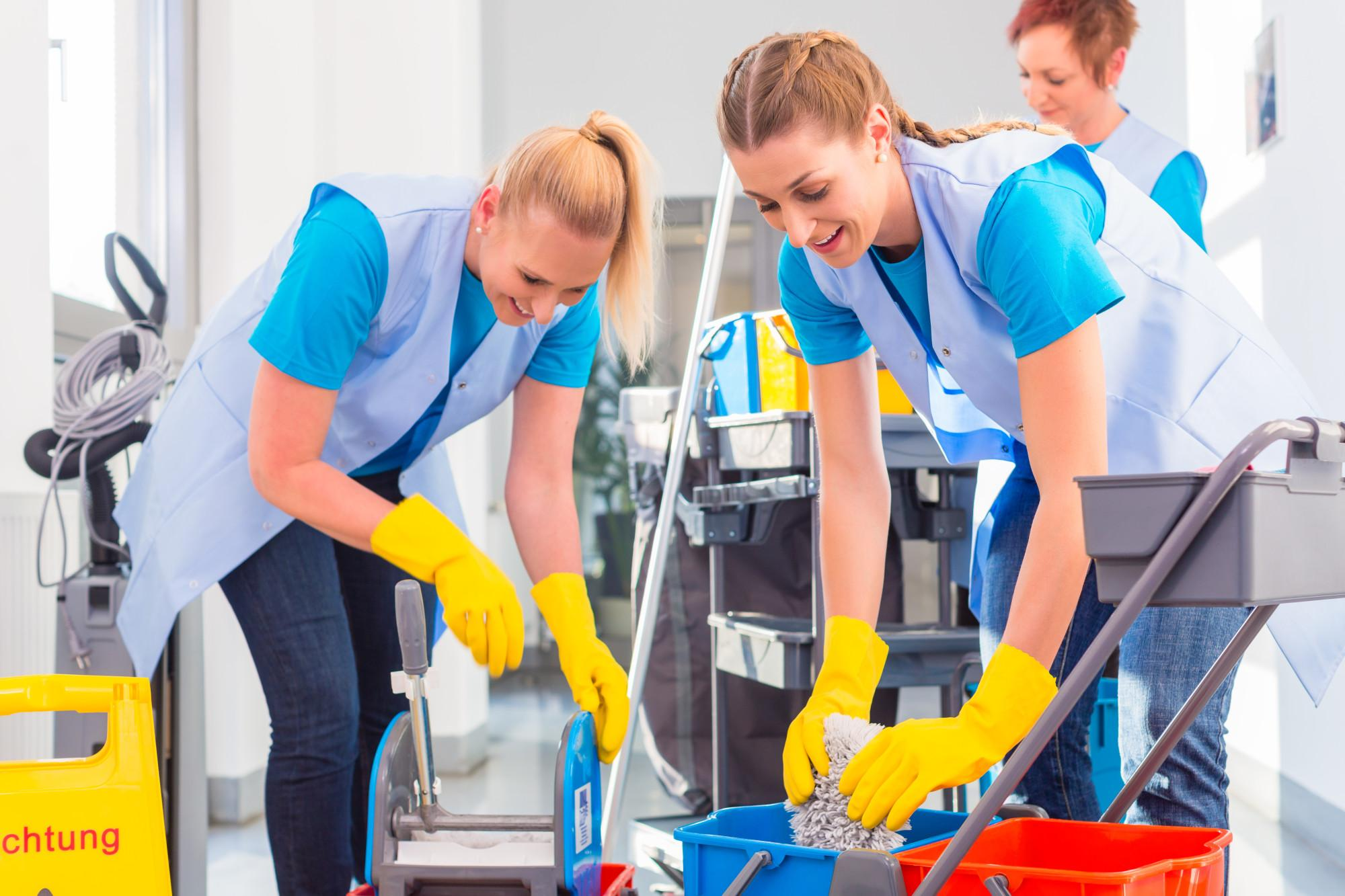How to Hire Commercial Cleaning Services: A Simple Guide