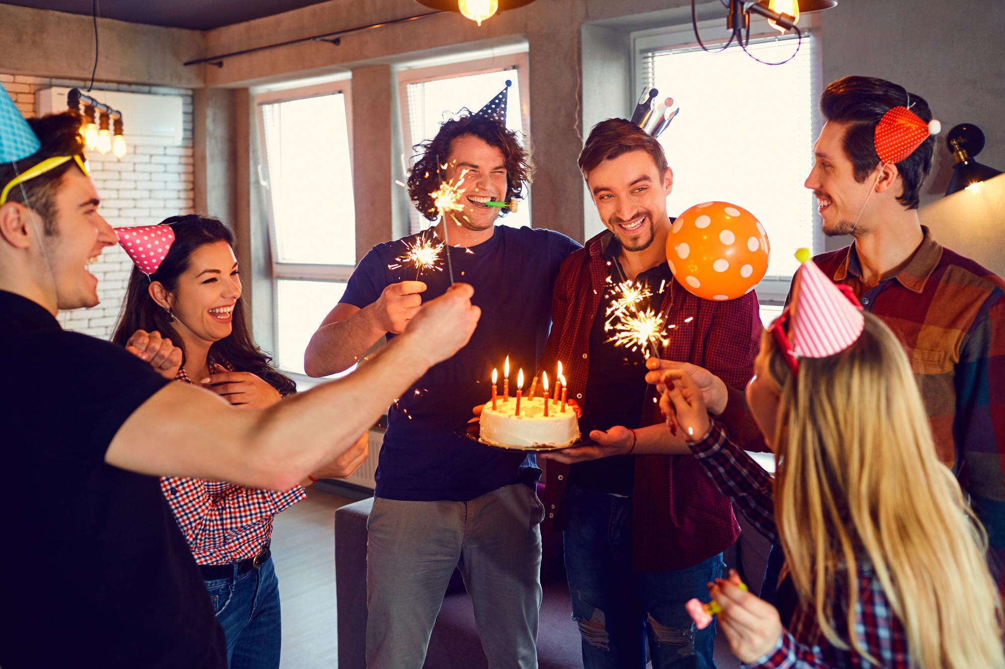 Out of Nowhere: 4 Surprise Party Ideas