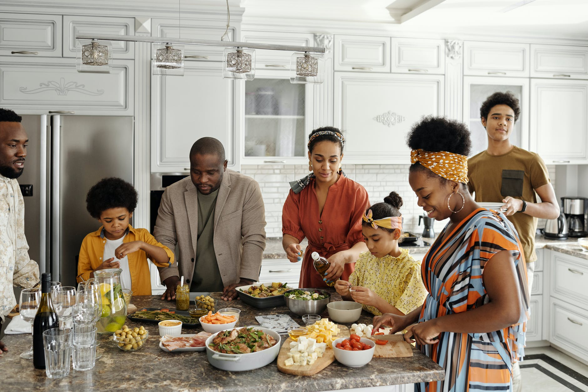 Ideas for a perfect family Thanksgiving weekend!